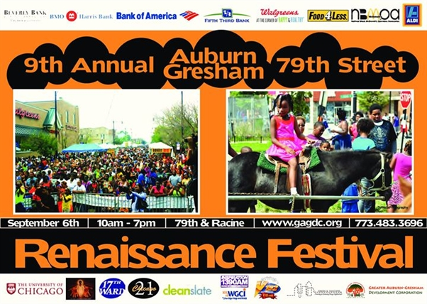 9th Annual 79th Street Renaissance Festival Today!