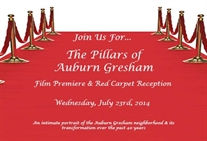Premiere of 'The PIllars of Auburn Gresham' Movie
