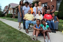 After 50 Years, Seven Families Still Live On Chicago's 'Block That Works'