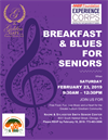 Huge Thank You to our Breakfast & Blues for Seniors Sponsors and Volunteers!