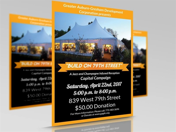 'Build on 79th Street' A Jazz and Champagne-Infused Fundraising Reception A Huge Success!