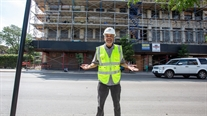 Major progress at the Auburn Gresham Healthy Lifestyle Hub