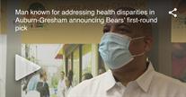 Man known for addressing health disparities in Auburn-Gresham announcing Bears' first-round pick