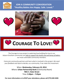 The Courage To Love? A Community Discussion
