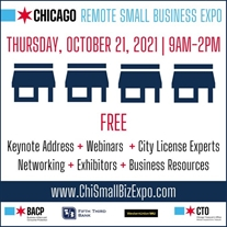 Chicago REMOTE Small Business EXPO!