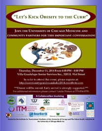 Let's Kick Obesity To The Curb!