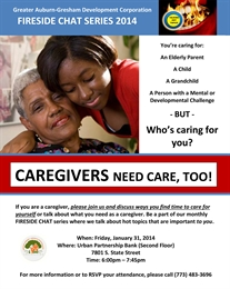 CAREGIVERS Need Care, Too!