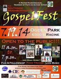The Southside Neighborhood Gospel Fest
