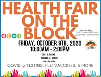 Fall Health Fair on the Block 20201