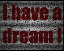 It is Your Unalienable Right To Dream
