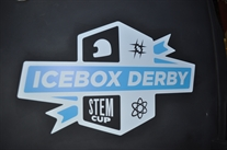 Congrats ComED and ChillCrew on 1st ICEBOX DERBY RACE!