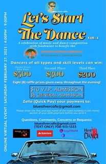 Let's Start The Dance Virtual Event to Benefit GAGDC!