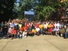 'What Real Men Look Like': 200 Greet Oglesby Students On 1st Day Back