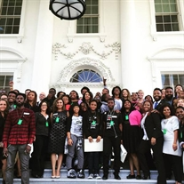 GADC's Del-Marie Nelson Traveled to DC With Chicago Youth to Perform Her Poetry!