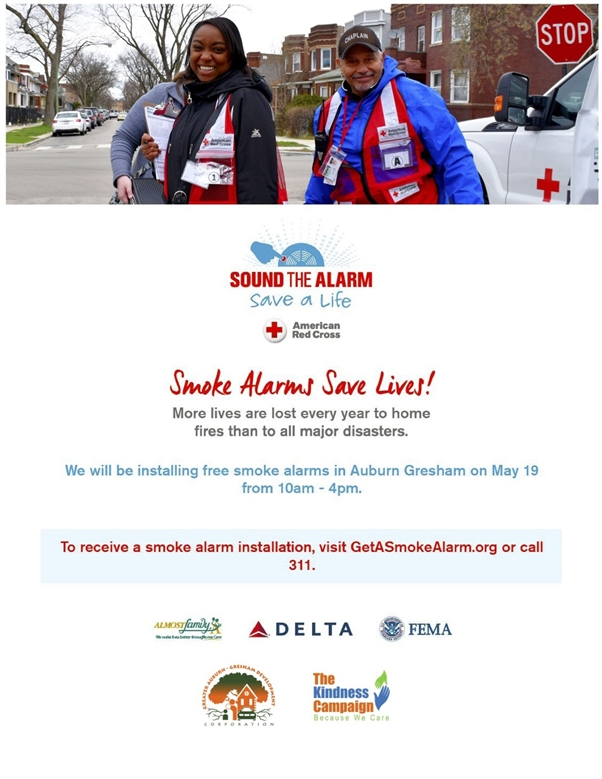 Volunteers Needed For 'Sound the Alarm, Save a Life!'