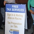 Auburn Gresham Opens Door To Free Tax Site 2014