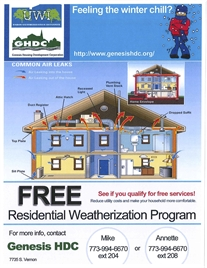Community Development Partner Offering Weatherization Services