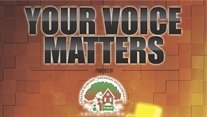 YOUR VOICE MATTERS FEBRUARY 2016  TASK FORCE  Meeting SCHEDULE