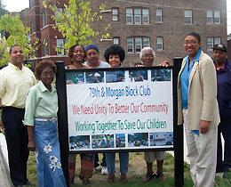 Cleanup Highlights Block Club Power Greater Auburn